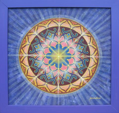Mandala - duchovní moudrost