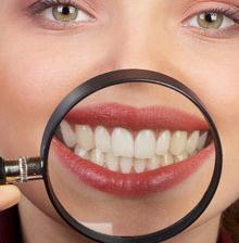 Zuby jako zrcadlo duše